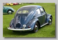 Volkswagen Type 1 1953 rear