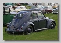 Volkswagen Type 1 1955 rear