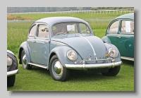Volkswagen Type 1 1957 front