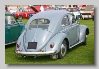 Volkswagen Type 1 1957 rear