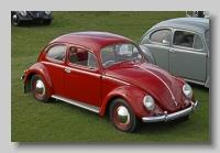 Volkswagen Type 1 1959 front