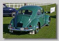 Volkswagen Type 1 1959 rear