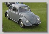 Volkswagen Type 1 1960 Standard front