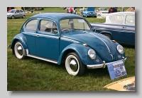 Volkswagen Type 1 1963 front