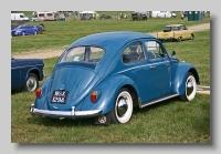 Volkswagen Type 1 1963 rear