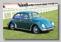 Volkswagen Type 1 1965 front