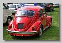 Volkswagen Type 1 1967 1500 rear