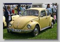 Volkswagen Type 1 1971  1302S front