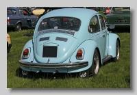 Volkswagen Type 1 1971 1300 rear
