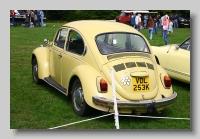 Volkswagen Type 1 1971 1302S rear