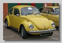 Volkswagen Type 1 1973  1303 front