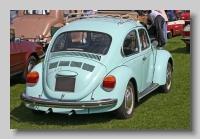 Volkswagen Type 1 1973 1303 rear