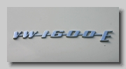aa_VW 1600 E 1972 badge