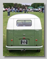 x_VW microbus 1958 tail