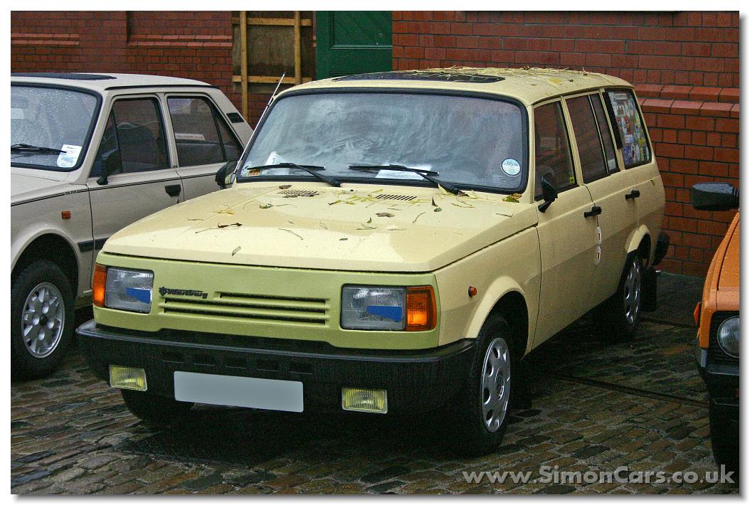 Simon Cars Wartburg 353