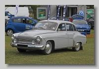 Wartburg 1000 1966 front