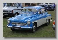 Wartburg 1000 1966 frontb