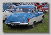 Wartburg 1000 1966 rear