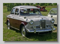 Riley One-Point-Five and Wolseley 1500