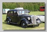 Wolseley 18-85 Series III front