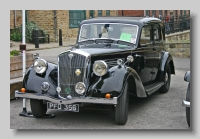 Wolseley 25 Series II front