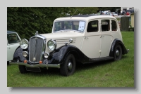 Wolseley 25 Series III front