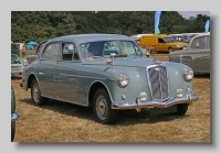 Wolseley 6-90 Series I 1954 front