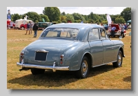 Wolseley 6-90 Series I 1954 rear
