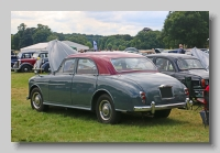 Wolseley 6-90 Series I 1956 reard