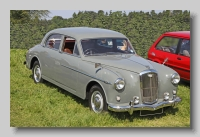 Wolseley 6-90 Series III 1957 front