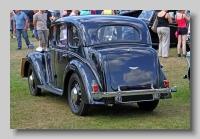 Wolseley Eight rear
