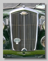 a_Wolseley 10-40 Series II grille