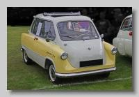 Zündapp Janus 250 front
